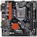 Placa de baza Asrock H110M-DVS R3.0 Intel LGA1151 mATX