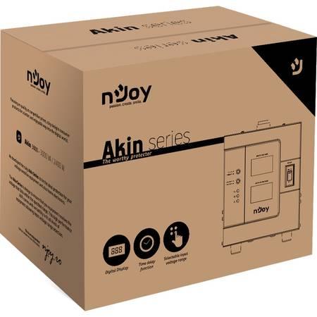 Stabilizator tensiune nJoy Akin 3000 3000VA / 2400W
