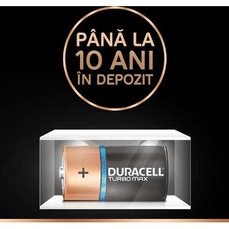Duracell Ultra power C 2 bucati Negru
