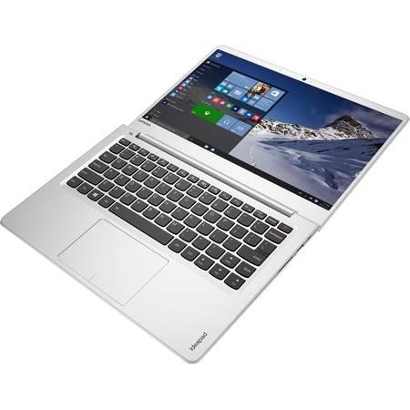 Laptop Lenovo IdeaPad 710S-13IKB 13.3 inch Full HD Intel Core i7-7500U 8GB DDR3 256GB SSD Windows 10 Silver