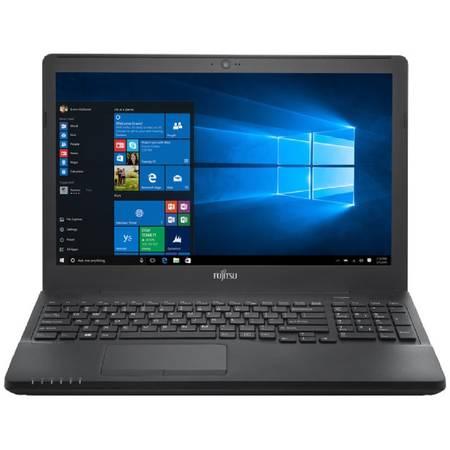 Laptop Fujitsu Lifebook A557 Kabylake 15.6 inch Intel Core i5-7200U 2.5 GHz 8GB DDR4 256GB SSD Black Free Dos