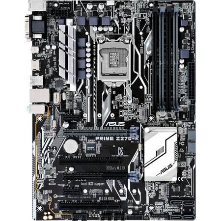 Placa de baza Asus PRIME Z270-K Z270 LGA1151 ATX