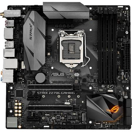 Placa de baza Asus STRIX Z270G GAMING Z270 LGA1151 microATX