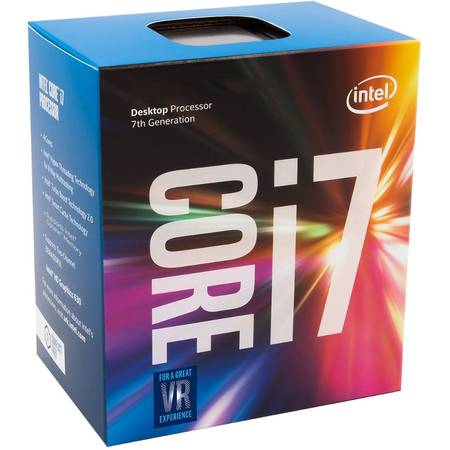 Procesor Intel Core i7-7700 Quad Core  3.6 GHz Socket 1151 Box