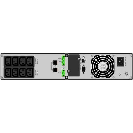 UPS Mustek PowerMust 1090 Online LCD 1000VA
