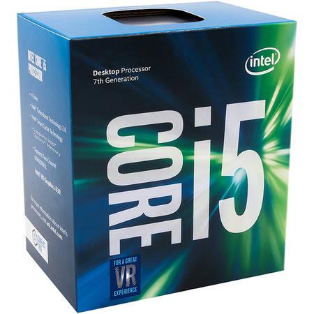 Procesor Intel Core i5-7400 Quad Core 3.0 GHz Socket 1151 Box