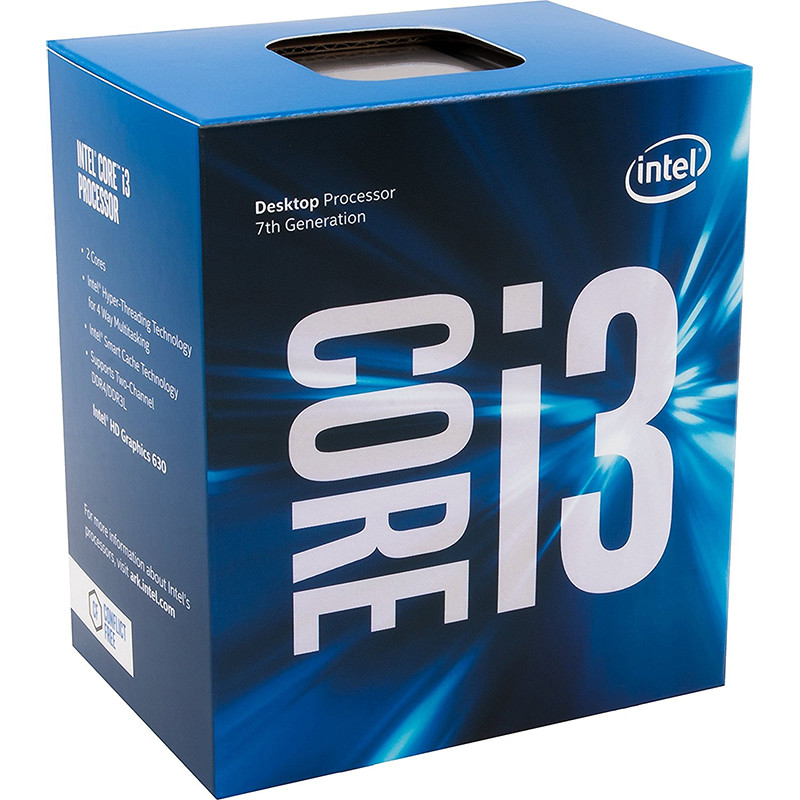 Procesor Core I3-7100 Dual Core 3.9 Ghz Socket 1151 Box