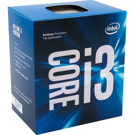 Procesor Intel Core i3-7300T Dual Core 3.5 GHz socket 1151 BOX