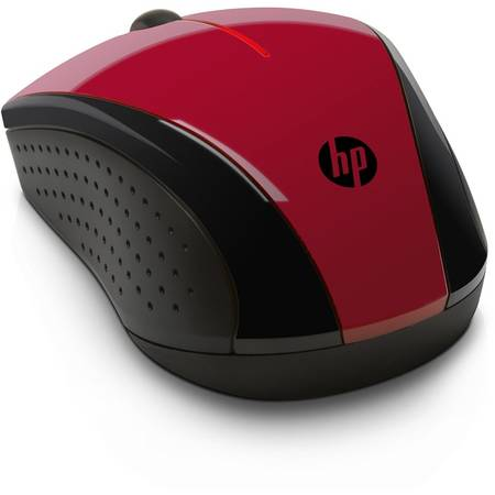 Mouse HP X3000 WIRELESS RED