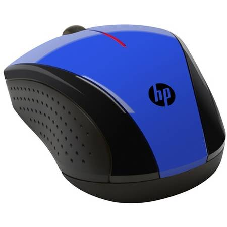 Mouse HP Wireless X3000 Cobalt Blue