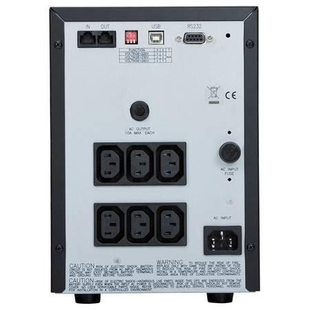 UPS LESTAR TSP-3000 3000VA / 1800W Sinus LCD IEC