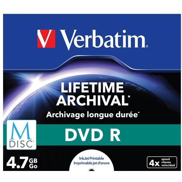 Mediu optic M-DISC DVD R 4.7GB thumbnail