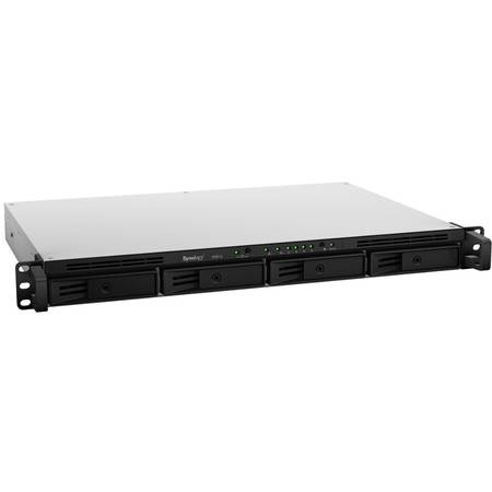 NAS Synology RS816 Marvell Armada 385 Dual-Core 1,8 GHz 40TB 4 Bay 2 x LAN 2 x USB 1 x eSATA