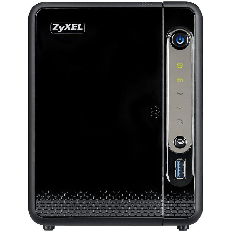 NAS NSA326 Marvell ARMADA 380 1.3 GHz 2 Bay 3 x USB 1 x LAN thumbnail