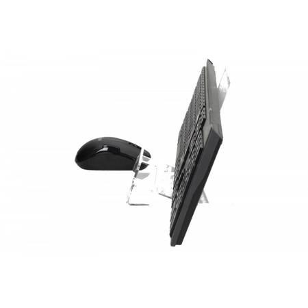 Kit tastatura si mouse Fujitsu LX390 Black