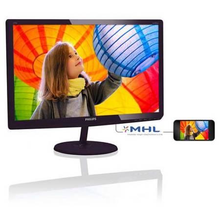 Monitor Philips E-line 277E6LDAD/00  Full HD 27 inch 1 ms Black