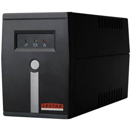 UPS LESTAR MC-655ssu 600VA / 360W  AVR Schuko