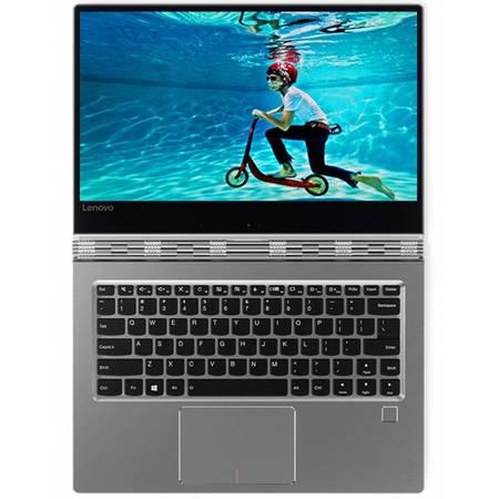 Laptop Lenovo Yoga 910-13IKB 13.9 inch Full HD Touch Intel Core i5-7200U 16GB DDR4 1TB HDD Windows 10 Silver