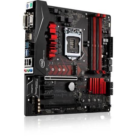 Placa de baza Asrock Fatal1ty B250M Performance Intel LGA1151 mATX
