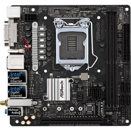 Placa de baza Asrock H270M-ITX/ac Intel LGA1151 mITX