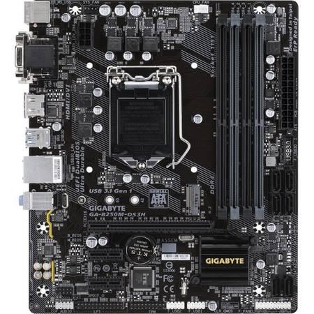 Placa de baza Gigabyte B250M-DS3H Intel LGA1151 mATX