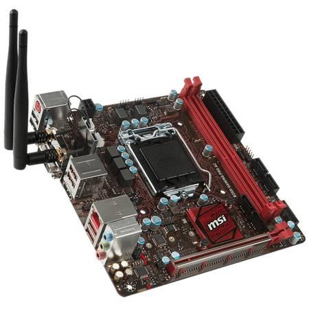 Placa de baza MSI B250I GAMING PRO AC Intel LGA1151 mITX