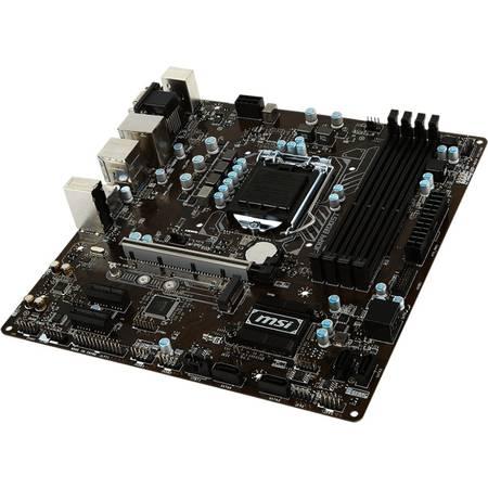 Placa de baza MSI B250M PRO-VDH Intel LGA1151 mATX