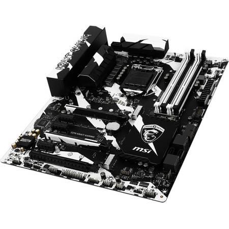 Placa de baza MSI Z270 KRAIT GAMING Intel LGA1151 ATX