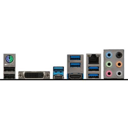 Placa de baza MSI Z270 SLI PLUS Intel LGA1151 ATX