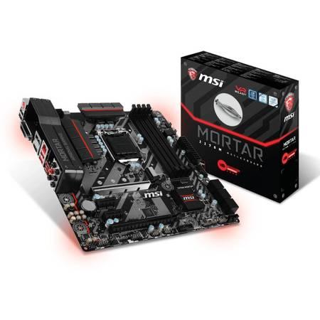 Placa de baza MSI Z270M MORTAR Intel LGA1151 mATX