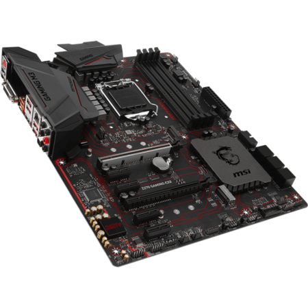 Placa de baza MSI Z270 GAMING M3 Socket LGA1151 Intel ATX