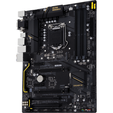 Placa de baza Gigabyte GA-Z270-HD3P SocketLGA1151 Intel ATX