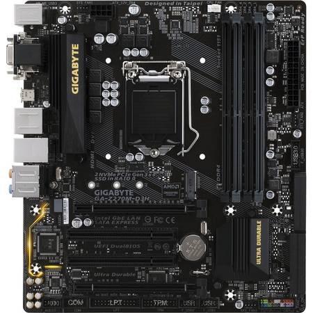 Placa de baza Gigabyte Z270M-D3H Socket LGA1151 mATX