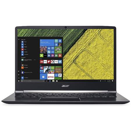 Laptop Acer Swift SF514-51-76N3 14 inch Full HD Intel Core i7-7500U 8GB DDR4 256GB SSD Windows 10 Black