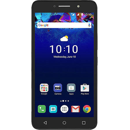 Smartphone Alcatel Pixi 4 (6) 9001D 16GB 4G Black