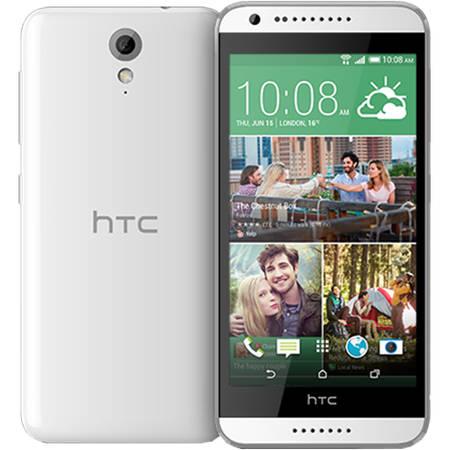 Smartphone HTC Desire 620G 8GB Dual Sim White