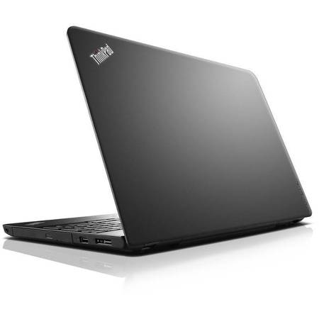 Laptop Lenovo ThinkPad E560 15.6 inch Full HD Intel Core i5-6200U 8GB DDR3 256GB SSD FPR Windows 10 Pro Graphite Black