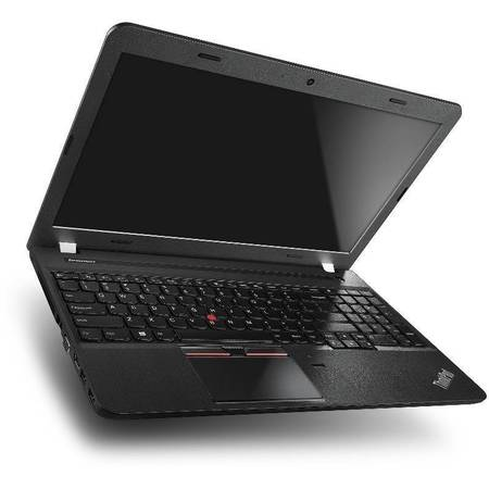 Laptop Lenovo ThinkPad E560 15.6 inch Full HD Intel Core i5-6200U 8GB DDR3 256GB SSD AMD Radeon R7 M370 2GB FPR Windows 10 Pro Graphite Black