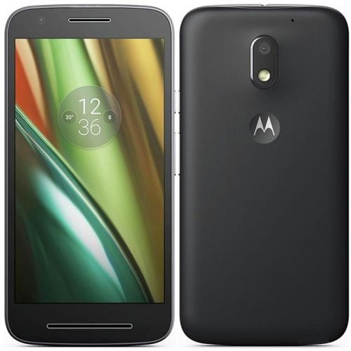 Smartphone Moto E3 Single Sim 8gb 4g Black