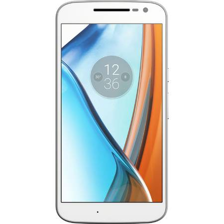 Smartphone Lenovo Moto G4 Single Sim 16GB 4G White