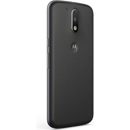Smartphone Lenovo Moto G4 Dual Sim 16GB 4G Black