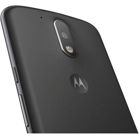 Smartphone Lenovo Moto G4 Plus Dual Sim 16GB 4G Black