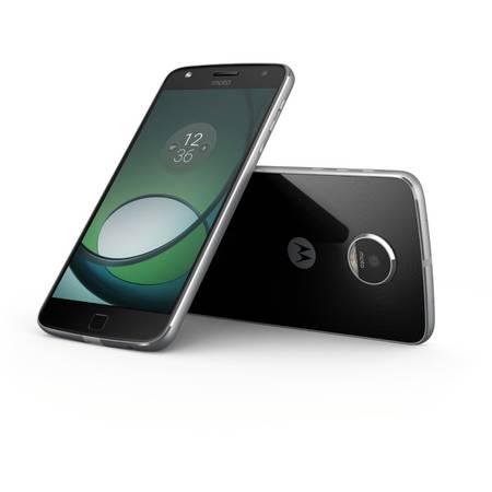Telefon mobil Lenovo Moto Z Play Dual Sim 32GB 4G Gray