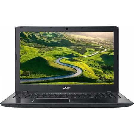Laptop Acer Aspire E5-575-348N 15.6inch Intel Core i3-6006U 4GB DDR4 SSD 128 Linux Black