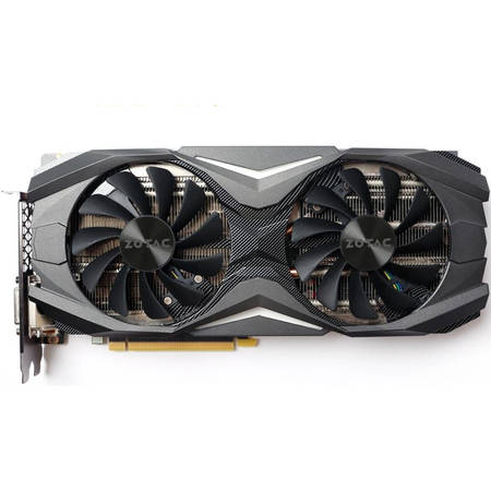 Placa video Zotac nVidia GeForce GTX 1080 Ice Storm 8GB DDR5X 256bit