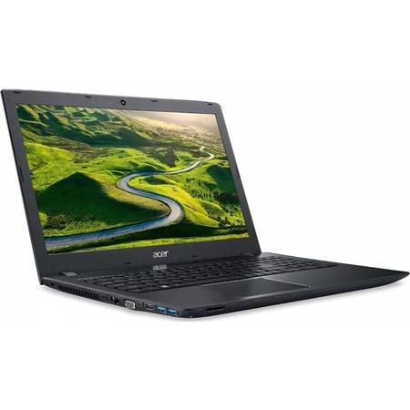 Laptop Acer Aspire E5-575G-33D1 15.6 inch Full HD Intel Core i3-6006U 4 GB DDR4 128 GB SSD nVidia GeForce GTX 950M 2 GB Linux Black