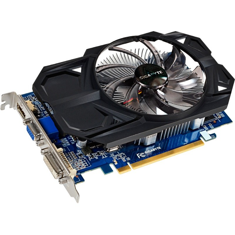 Placa Video Amd Radeon R7 350 Oc 2gb Ddr3 128bit