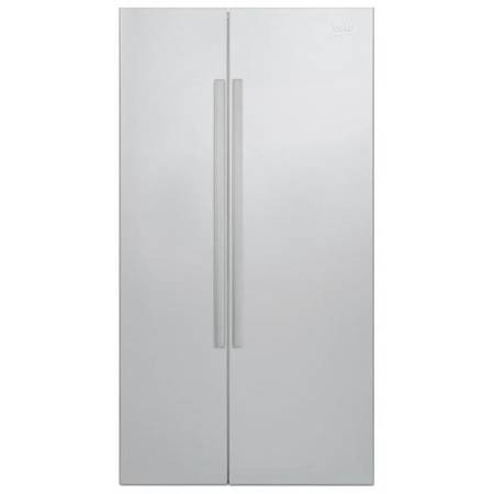 Frigider Beko GN163022S Syde by Syde Clasa A+ 640 litri Argintiu