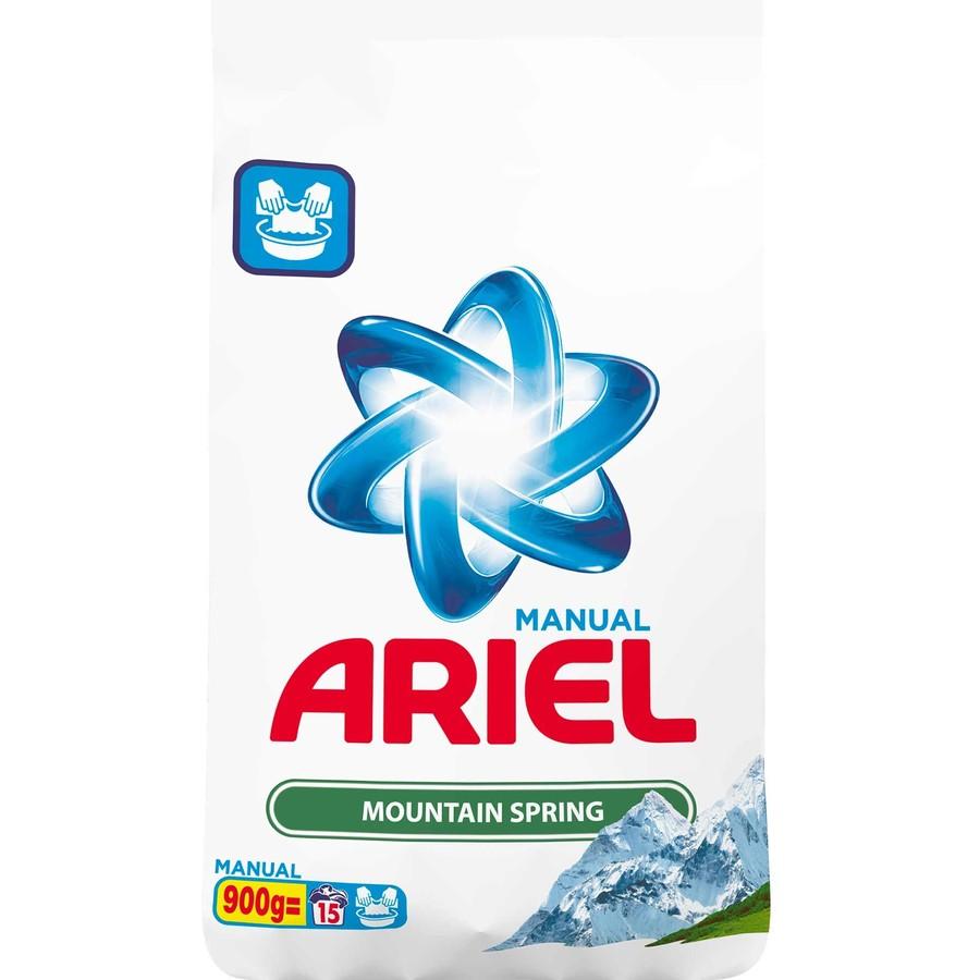 Detergent de rufe manual Mountain Spring 900g thumbnail