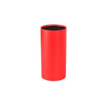 Bloc universal pentru cutite 22.5 x 11 cm rosu thumbnail